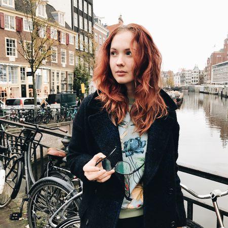 О спонтанности и Амстердаме